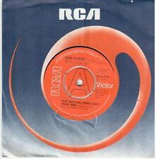 """<1250> 7"""" Promo: Gary Stewart - Flat Natural Born Godd-Timin' Man"""