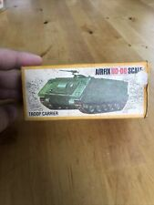 Airfix HO OO Scale TROOP CARRIER Boxed