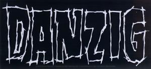 Danzig - Outline Logo Sticker