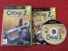 Otogi 2 II Immortal Warriors VGC COMPLETE Original Xbox Only Fast Post