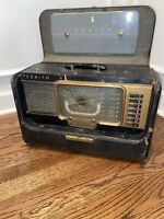 Antique Zenith Wavenagnet Trans-oceanic Radio
