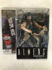 Colonial Marine CPL. Hicks McFarlane Aliens Collector's Club Exclusive!