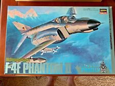 1/48 HASAGAWA MCDONNELL DOUGLAS F-4F PHANTOM II, GERMAN AIR FORCE,  # P07, MINT