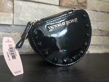 Victoria's Secret Glossy Black Jewelry Box Case Small NWT