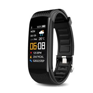 Smart Bracelet Blood Pressure Monitor Waterproof IP67 Heart Rate Monitor P3