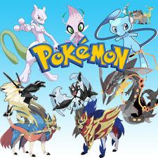 Pokemon Sword ⚔️ Shield 🛡 Switch All Legendary Shiny Urshifu Zacian Zamazenta
