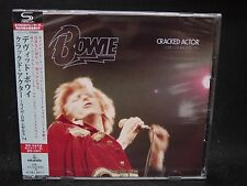 DAVID BOWIE Cracked Actor - Live In Los Angeles '74 JAPAN SHM 2CD Ziggy Stardust
