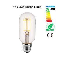 T45 E27 4W LED Lampadina Lampada Vintage Retro Edison Filamento Xmas Luce Bulb