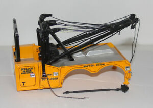 "FIRST GEAR 1/25 MACK B61 WRECKER TRUCK ""BULLDOG TOWING "" REAR BED ONLY KIT BASH"