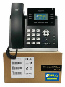 Yealink SIP-T41S IP Phone  Bluetooth, Wi-Fi - Wall Mountable