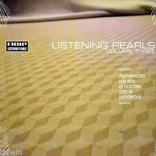 MOLE Listening Pearls Vol. 3 - CD NEU OVP - CHILL OUT LOUNGE DOWNTEMPO