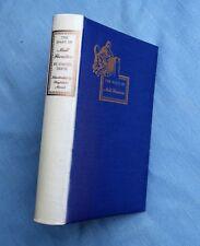 LEC: MOLL FLANDERS BY DANIEL DEFOE, ILLUS BY REGINALD MARSH 1954