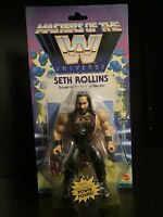 New! In Hand✅ Seth Rollins Action Figure Masters Motu Wave 4 Fast Ship See Desc*