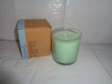 New Partylite - Cucumber Ginger Mint Scented Candle - 8oz