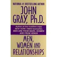 Men Women and Relationships