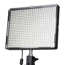 Aputure Amaran AL-528S 528 LED Video Light Panel for Camcorder or DSLR Cameras