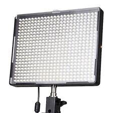 Aputure Amaran AL-528W 528 LED Video Light Panel for Camcorder or DSLR Cameras