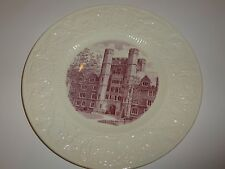 "Vintage Wedgwood ""Duke University School of Medicine 1928"" Plate"