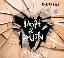 Hope & Ruin [Digipak] by Trews (The) (CD, Apr-2011, Bumstead Productions)