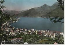 acquaseria lago di como bella e nitida vecchia cartolina primo colore 1959