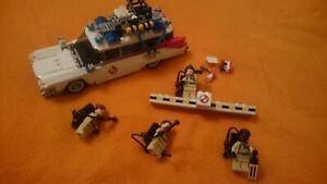 LEGO Ideas Ghostbusters Ecto-1 (21108)  Konvolut Sammlung  +Figuren