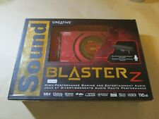 Creative Sound Blaster SB1500 Gaming Sound Card - Card only