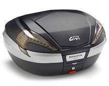 Givi V56NNT Maxia 4 Top Box. 56 Ltr. Monokey Top Box. Motorcycle Top Case.