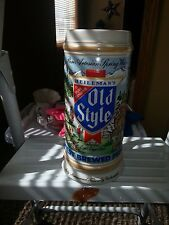 Heileman's Old Style 1986 Limited Edition Stein