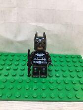 LEGO Batman Superhero Black & Blue Suit w/ Bat Boomerang Ships Free Today!