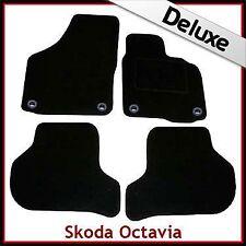 Skoda Octavia Mk2 Tailored LUXURY 1300g Car Mats (2004 2005 2006...2013) Oval