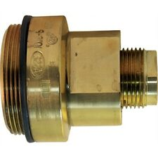 HARDEN  INDUSTRIES / SYMMONS  # T-12A , BRASS CAP W PACKING NUT & GASKET