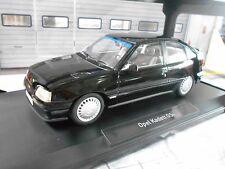OPEL Kadett E GSI 3 Türer 1987 schwarz black Sport RAR Norev 1:18