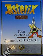 ASTERIX SAMMLERAUSGABE 06+02 - TOUR DE FRANCE/ASTERIX UND KLEOPATRA (HC) #31#