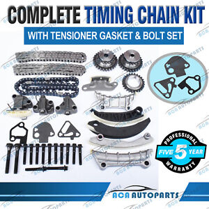 Timing Chain Kit For Holden Commodore Adventra VZ Captiva CG Rodeo RA 04-08/2006