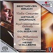 Pentatone Concerto Music SACDs