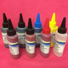 800ML PIGMENT CISS REFILL PRINTER INK BOTTLE FOR EPSON STYLUS PHOTO R1900 R 1900