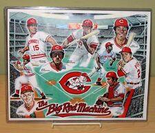 Cincinnati Reds BIG RED MACHINE 11x14 Color Print