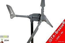 l'énergie éolienne, iSTA Breeze® 48V/2000W, générateur,turbine White Edition