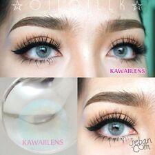 Kontaktlinsen Contact Lenses Makeup Eye Color UV Protection Lens Mini AVA Blue