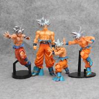 Dragon Ball Z Super Saiyan God Goku PVC Action Figure - Super First Edition