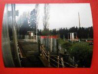 PHOTO  GLAMORGAN PENTREBACH RAILWAY STATION 1983