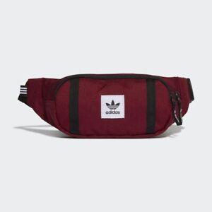 Adidas PREMIUM ESSENTIALS CROSSBODY BAG/Bum Bag Unisex Night Red