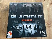 Blackout Hongkong - Brettspiel von Alexander Pfister / Eggert Spiele