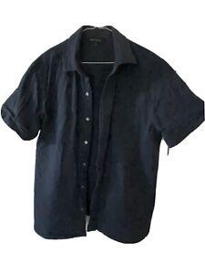 Marc Jacobs Navt Short Sleeved Shirt Large