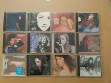 12 Female Soft Pop Rock Branigan Estefan Jewel Moore Nyro Vega Wilson Phillips +