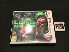 Luigi's Mansion 2 Nintendo 3DS DS PAL ESPAÑOL