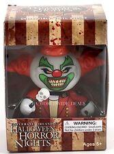 Universal Halloween Horror Nights HHN 25 Jack Clown Vinyl Figure UniMinis 2015