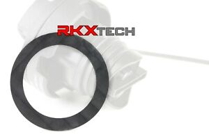 RKX Gas cap replacement seal FLAT STYLE  for Volkswagen VW mk5 mk6 petrol Fuel
