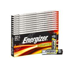 100x Micro AAA / LR3 - Batterie Alkaline, ENERGIZER Industrial, 1,5V, 10er Pack,