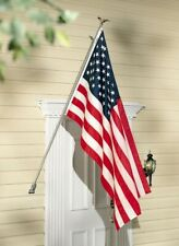 00006000 Homeowners 3 ft. X 5 ft. Nyl-Glo U.S. Flag Set Complete with Hardware